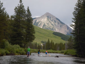 Stand Up Paddle Boards Near Me in Crested Butte