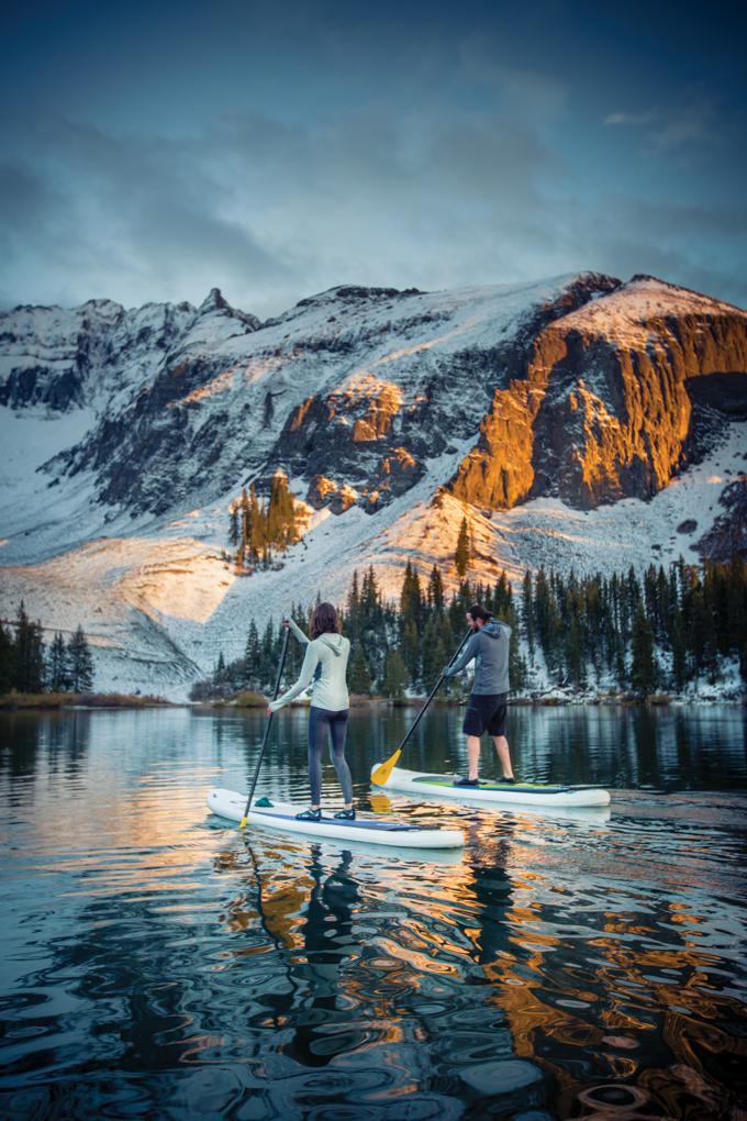 SUP Alta Lake