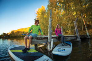 SUP Rentals in Crested Butte